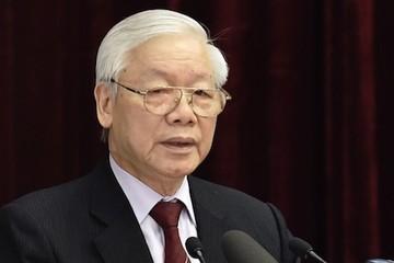 21 lãnh đạo Bộ Chính trị, Ban Bí thư được lấy phiếu tín nhiệm