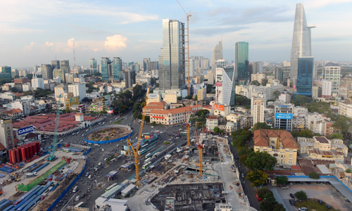 Khu phức hợp 6 sao trên đất vàng Sài Gòn bất ngờ đổi chủ