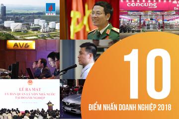 Việt Nam có thêm 2 tỷ phú USD, Sabeco dần thành công ty bia nước ngoài là 2 trong 10 tiêu điểm doanh nghiệp 2018