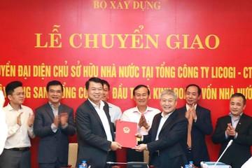 Bộ Xây dựng chuyển giao Tổng Công ty Licogi về SCIC