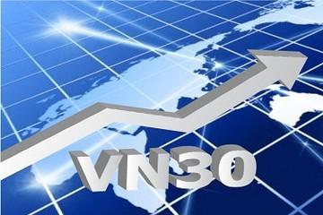 VHM, TCB, HDB và EIB có thể được thêm vào chỉ số VN30