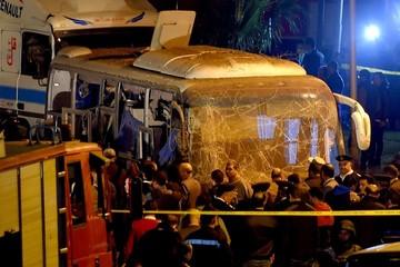 Việt Nam phẫn nộ và lên án hành động đánh bom xe buýt ở Ai Cập