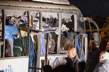 Vụ đánh bom xe buýt chở du khách Việt ở Ai Cập là tấn công khủng bố