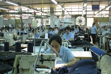 TP HCM: Sản xuất dệt may tăng trưởng cao