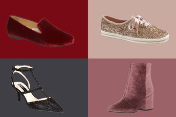 Những đôi giày hoàn hảo cho tiệc cuối năm