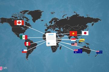 TPP-11 chính thức có hiệu lực từ hôm nay