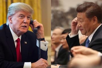 Ông Trump: Đàm phán Mỹ - Trung đang 'rất trôi chảy'