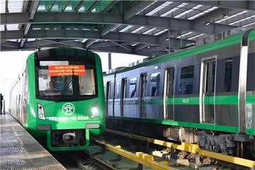 'Siêu dự án' đường sắt đô thị số 1 Hà Nội: Chuẩn bị tiến hành xây dựng