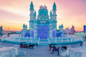 Lễ hội băng lớn nhất thế giới bắt đầu tại Trung Quốc