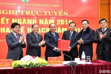 Thủ tướng: Việt Nam phấn đấu lọt top 15 nước nông nghiệp phát triển nhất