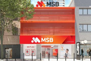 Tên Maritime Bank sẽ 'biến mất' từ 14/1, BIDV 'thay áo'