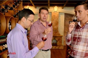 Hành trình tạo ra những chai vang Việt trưng bày tại bảo tàng Vang Thế giới