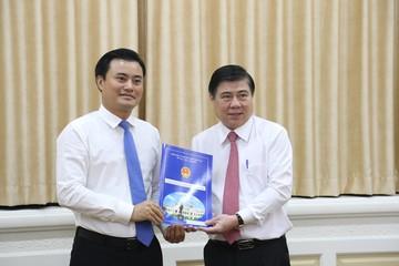 Giám đốc Sở GTVT về làm Trưởng Ban Quản lý Đường sắt đô thị TP HCM