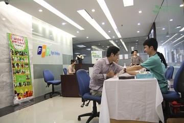 FPT Online chốt quyền cổ tức đợt 1/2018 tỷ lệ 50% tiền mặt