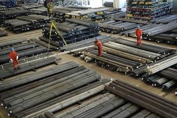 Giá quặng sắt tại Trung Quốc lên cao nhất hai tháng