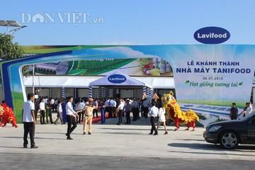 Nhà máy chế biến rau củ hiện đại nhất châu Á đi vào hoạt động