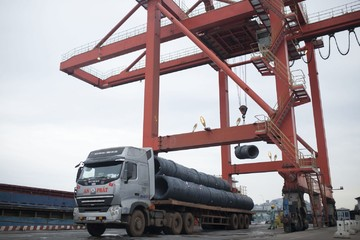 Thép xây dựng Hòa Phát xuất khẩu gần 240.000 tấn năm 2018, tăng 50%