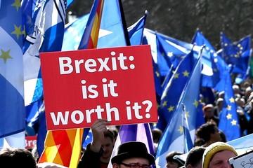 1.000 tỷ USD đang chảy khỏi Anh vì Brexit