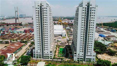 Cận cảnh khu đất công liên quan HMC bán cho Đất Xanh Group phát triển dự án căn hộ 'chưa đúng quy định'
