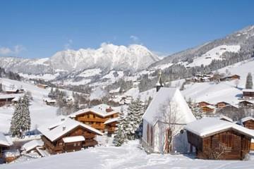 10 khu nghỉ dưỡng trượt tuyết núi cao đẹp nhất châu Âu