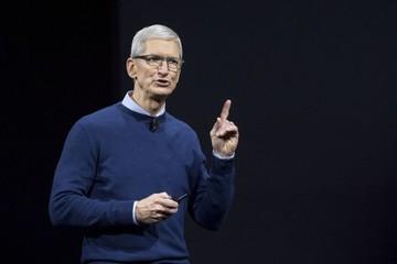 Tim Cook được Apple thưởng lớn