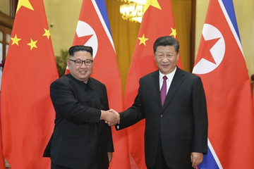 Kim Jong-un kết thúc sớm chuyến thăm Trung Quốc