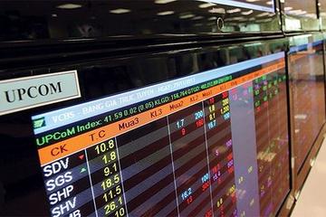 Danh sách chứng khoán Cảnh báo nhà đầu tư trên UPCoM