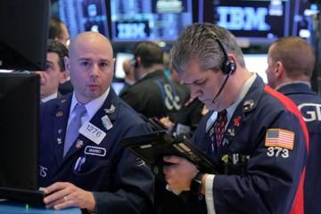 Phố Wall tăng phiên thứ 4 liên tiếp nhờ cổ phiếu sản xuất chip
