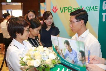 VPBank đạt giải ngân hàng tốt nhất cho SME