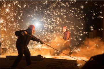 Trung Quốc cấm xây mới các dự án nhà máy thép