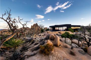 9 ốc đảo kiến trúc giữa sa mạc