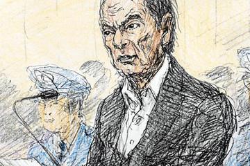 Cựu chủ tịch Nissan lâm bệnh sau 7 tuần bị giam