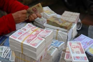 'Nóng' dịch vụ đổi tiền mới dịp Tết