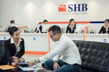 SHB báo lãi năm 2018 vượt kế hoạch