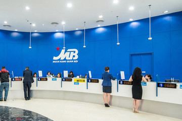 MBBank lãi trước thuế 7.000 tỷ đồng, đặt mục tiêu lợi nhuận 2019 tăng 20%