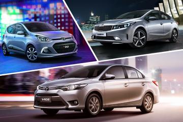 [Infographic] 10 ôtô được người Việt mua nhiều nhất 2018