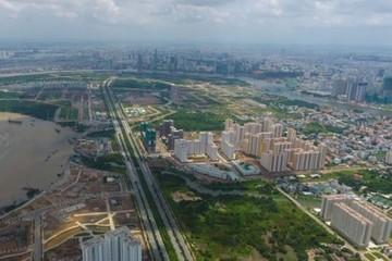 TP HCM xin Thủ tướng giảm quy mô dự án tỷ USD ở Thủ Thiêm