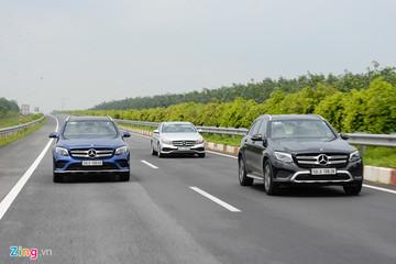 Mercedes-Benz tăng giá nhiều mẫu xe trước Tết