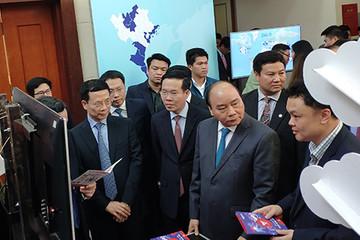 Thủ tướng: 'Phải cải thiện thứ hạng viễn thông, công nghệ thông tin của Việt Nam'