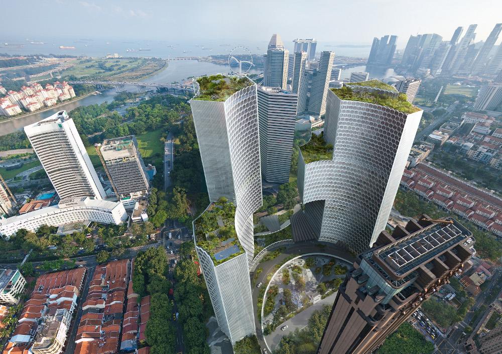 Mua 2 công ty, CapitaLand thành tập đoàn bất động sản lớn nhất châu Á