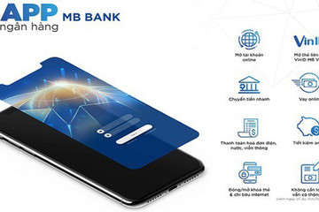 Khối ngân hàng số MBBank thu về hơn 230 tỷ đồng năm 2018
