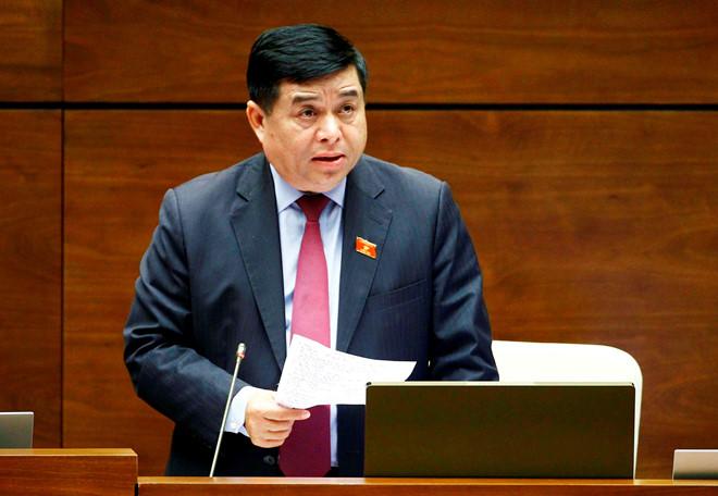 Bộ trưởng Nguyễn Chí Dũng: Bộ vượt qua chính mình, từ bỏ lợi ích riêng khi xây dựng luật