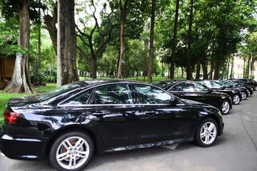 Sếp các tập đoàn Nhà nước được dùng xe đưa đón 920 triệu đồng