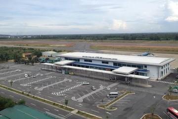 Sắp bàn giao mặt bằng dự án mở rộng Cảng hàng không Quốc tế Phú Bài