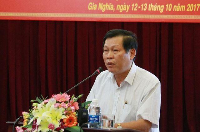 UBKT T.Ư kỷ luật Chủ tịch, Phó Chủ tịch tỉnh Đắk Nông