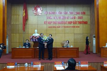 Lạng Sơn có thêm Phó Chủ tịch UBND tỉnh 7X
