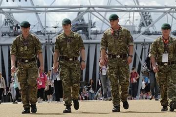 Quân dự bị Anh sẵn sàng đối phó bất ổn hậu Brexit