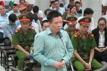 Hà Văn Thắm bị triệu tập đến phiên xử vụ án xảy ra tại BSR