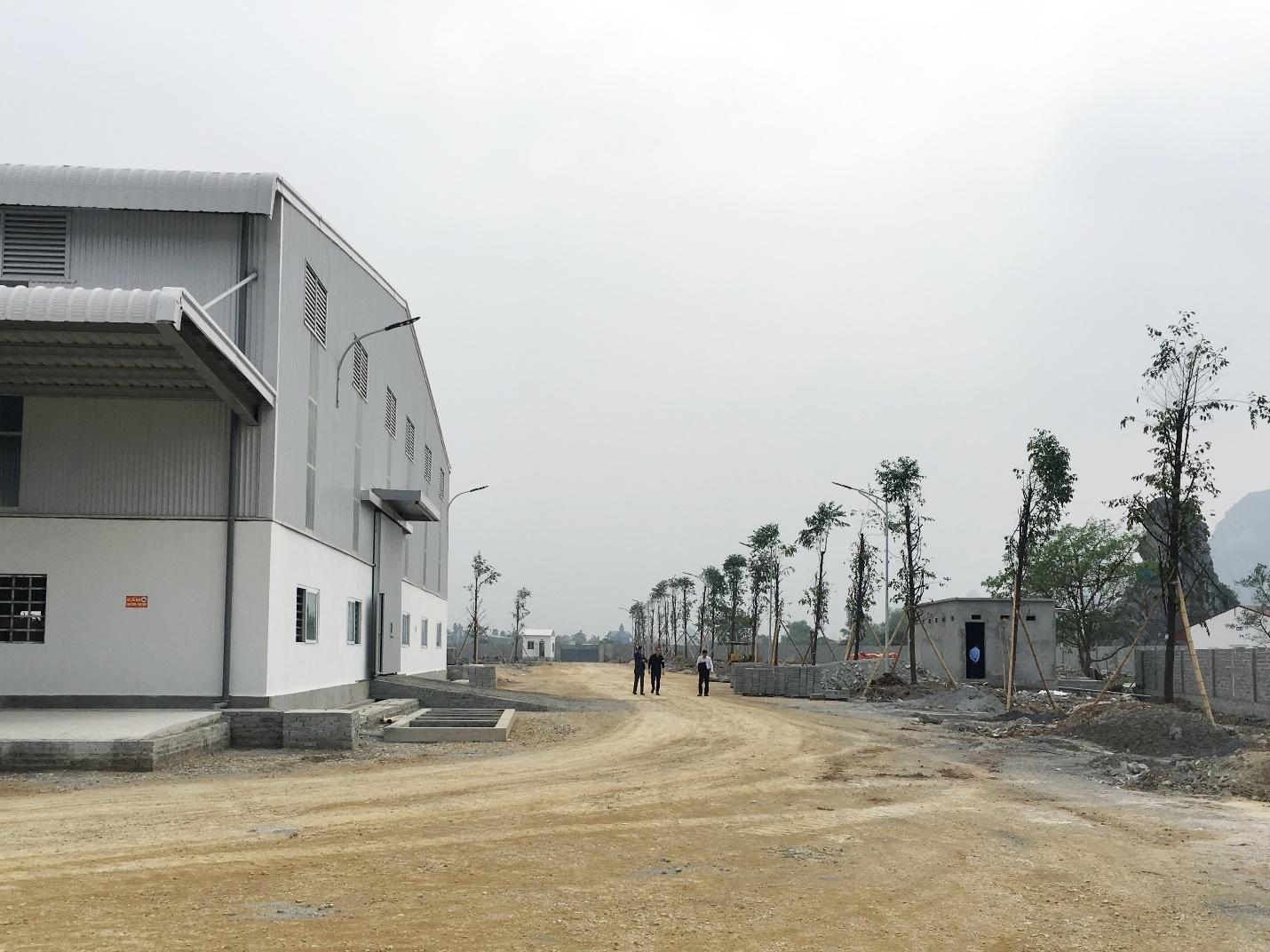 Khang Minh đầu tư hàng trăm tỷ đồng xây dựng nhà máy Conslab Thạch Anh