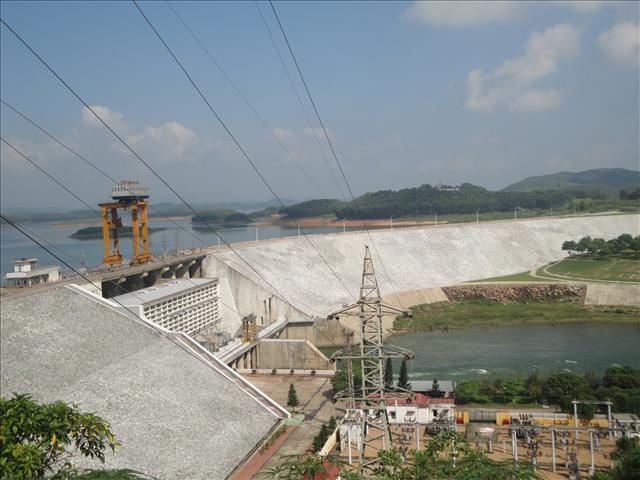 Lãi ròng Thủy điện Thác Bà tăng 24% trong 2018